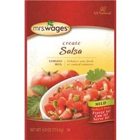 SALSA MIX MILD TOMATO 4OZ