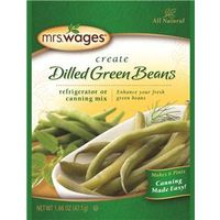 PICKLE MIX DILLED GREEN BEAN