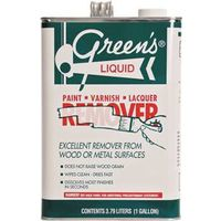 Green 10001 Paint and Varnish Lacquer Remover