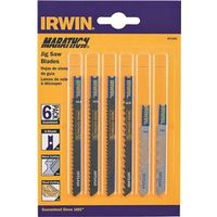 BLADE JGSW U-SHNK ASSORTED 6PC