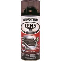Rustoleum Specialty Lens Tint Spray Paint