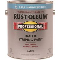 Rustoleum Professional Traffic Striping Paint