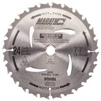 BLADE CIRC SAW FRM/RIP 7-1/4IN