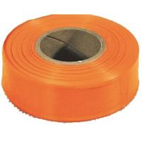 TAPE FLAGGING ORANGE 300FT