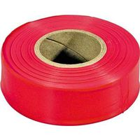 TAPE FLAGGING RED 300FT