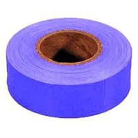 TAPE 300FT BLUE FLAGGING