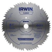 BLADE CIRC SAW 6-1/2IN 60T