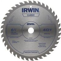 BLADE CIRC SAW 6-1/2IN 40T