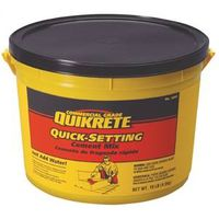 Quikrete 1240-11 Quick Setting Concrete Mix