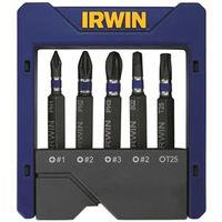 IMP POWER BIT 5PC MIXED