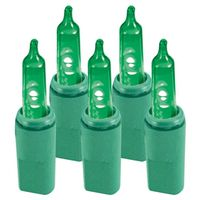 LIGHT ITALIAN 70 LED GREEN