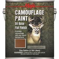 Majic 8-0854 Oil Based Camouflage Paint