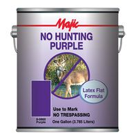 Majic 8-0860 No Hunting Marking Paint