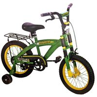 Tomy 35016 Bicycle With Heavy-Duty Frame