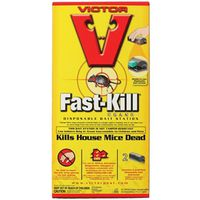 Victor Fast-Kill M912 Non-Anticoagulant Single-Feed Bait Station