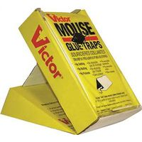 TRAP GLUE MOUSE BOARD 2PACK
