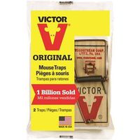 TRAP MOUSE VICTOR 2PK
