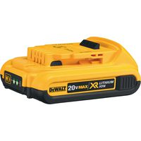 Dewalt DCB203 Compact XR Slide Lithium Battery