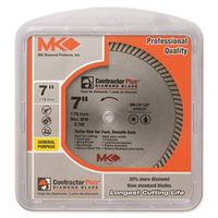 Contractor Plus 167001 Turbo Rim Circular Saw Blade