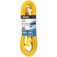 Woods 0592 Flat SPT-2 Extension Cord