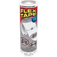 TAPE FLEX WHITE 12IN X 10FT