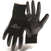 GLOVE KNIT RUBBERCOAT STRING M