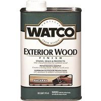 Rustoleum 67741 Watco Exterior Wood Finish