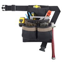 BAG FRAMER NAIL 5PKT W/BELT