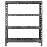 RACK SHELF 4-TIER 60 INCH