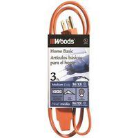 Coleman 0814 SPT-2 3-Outlet Power Tap Extension Cord