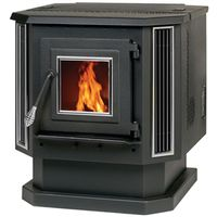 Summers Heat 55-SHP22 Wood Pellet Stove