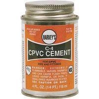 Harvey's 018720-12 C-4 CPVC Cement