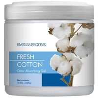 ABSORBER ODOR FRSH COTTON 15OZ