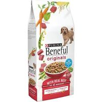 Nestle Purina 1780013485 Beneful Beef Dog Food