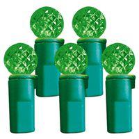 LIGHT G12 LED GREEN 70CT