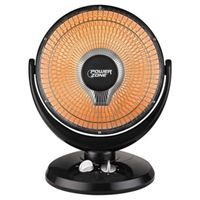 Homebasix DF1015 Oscillating Parabolic Heater