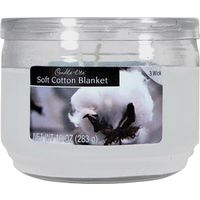 10OZ 3WICK JAR COTTON BLANKET