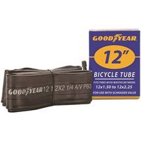 TUBE BIKE 12X1.5-2.25 BLACK