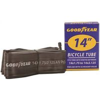TUBE BIKE 14X1.75-2.125 BLACK