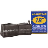 TUBE BIKE 18X1.75-2.125 BLACK