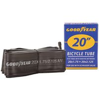 TUBE BIKE 20X1.75-2.125 BLACK