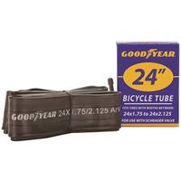 TUBE BIKE 24X1.75-2.125 BLACK