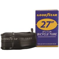 TUBE BIKE 27 X 1-1/4 BLACK