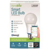 BULB LED SMART 60W A19 GLOBE