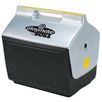 COOLER MINI BLACK/SILVER 14QT