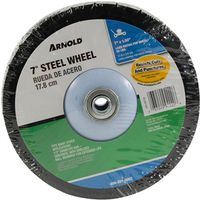 Arnold 490-321-0003 Ribbed Tread Wheel
