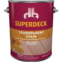 Superdeck DB0019054-16 Transparent Wood Stain