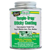 COATING STICKY W/BRUSH CAP 8OZ