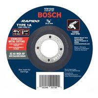 Bosch Grit Rapido Abrasive Wheel