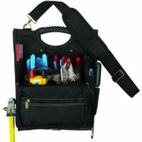 CLC 1509 Zippered Electrician's Tool Pouch